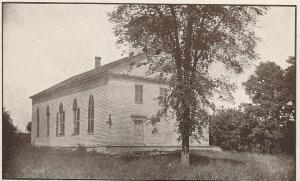 The First Methodist Episcopal Church of Springfield