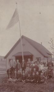 Old High School, East Springfield