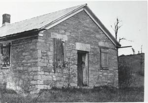 Old Stone Schoolhouse  (Click for larger image)