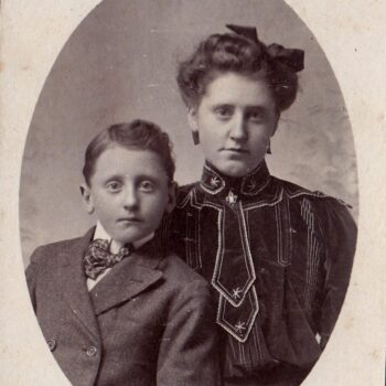 Unidentified Old Photos - People